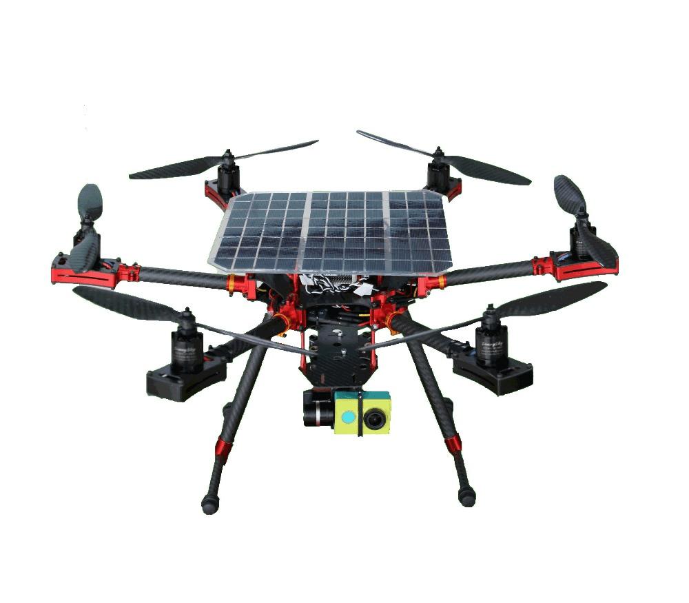 Bright Future Ahead For Solar Powered Drones Solar Tribune